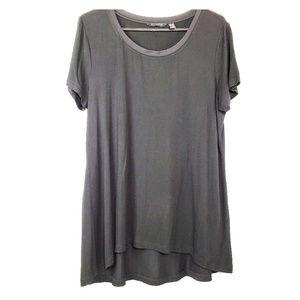 H by Halston Essentials Scoop Neck T-Shirt